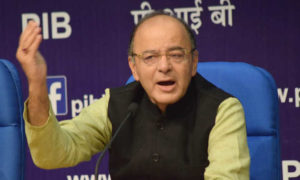 ArunJaitley, AamBudget, Budget2017_18, BJP, Congress, AccheDin, Hope, 1April