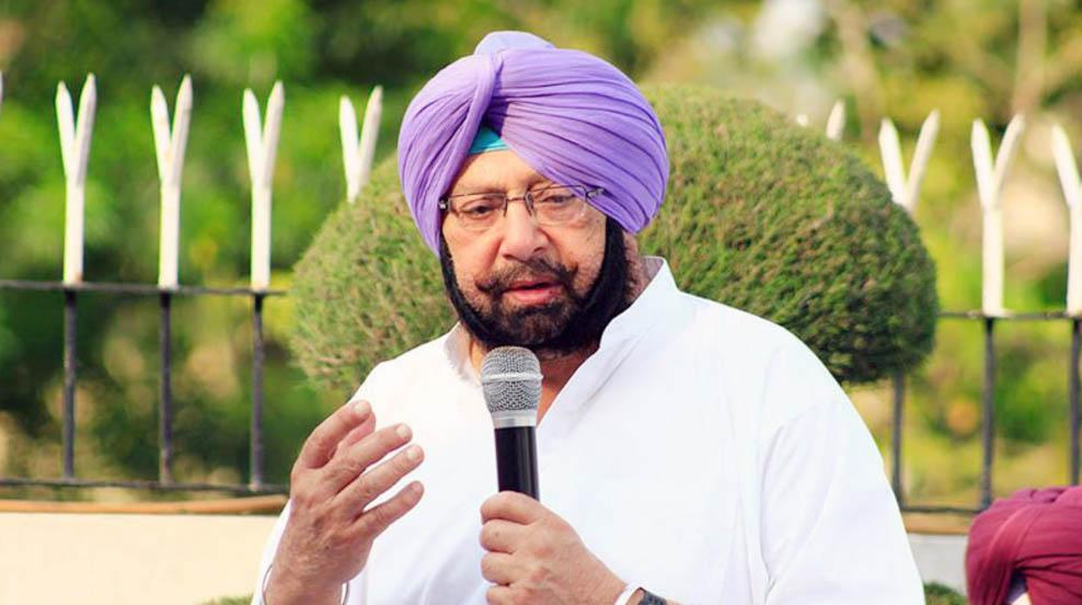 Captain Amarinder Singh, Demand, District Headquarters, National Routes, Punjab