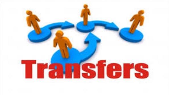 IPS Officers Transfer