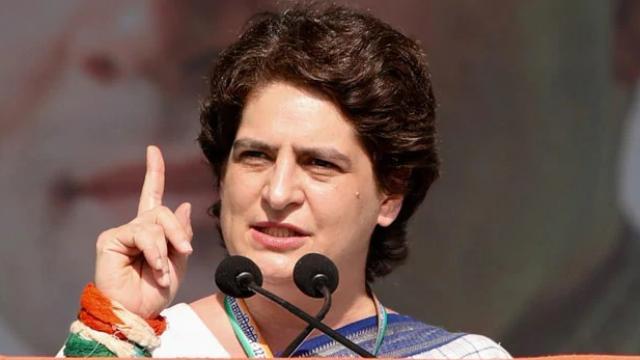 Priyanka Gandhi, Women Safety