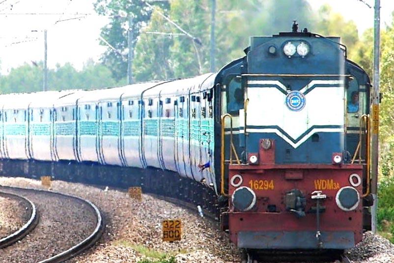 Kashmir Train Service