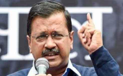 I am the son of Delhiites or terrorists, public should decide: Kejriwal