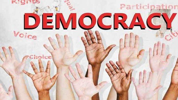 Process of Democracy