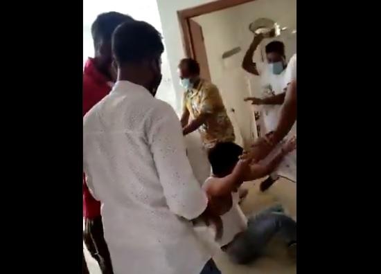 Assam Doctor Assaulted