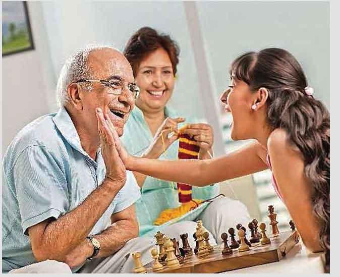 Elderly Family Management