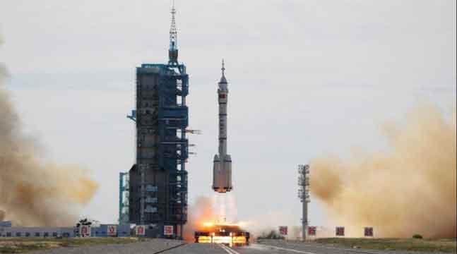 Spacecraft Shenzhou 12