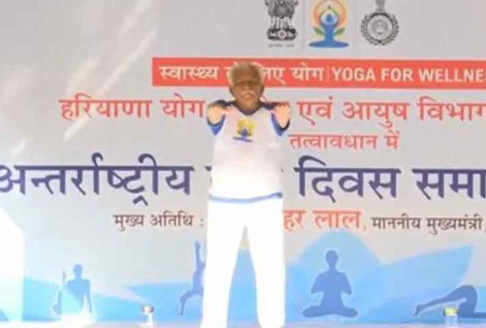 international yoga day sachkahoon
