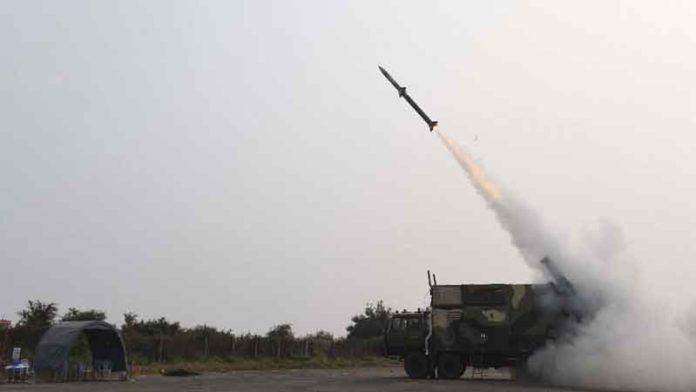 Akash missile sachkahoon