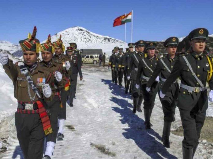 India China border sachkahoon