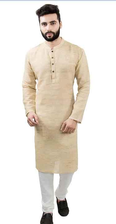 Khadi-dress