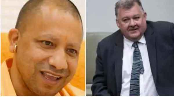 MP Craig Kelly and Yogi Adityanath sachkahoon