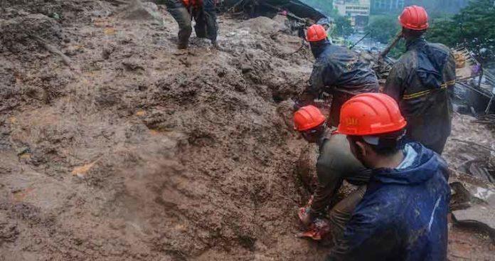 Maharashtra Landslide