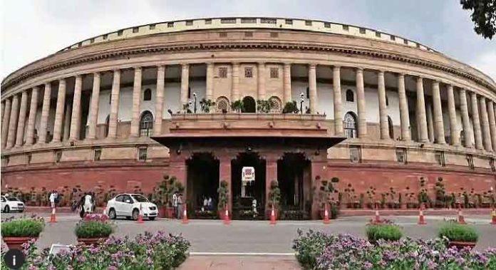 Monsoon session of Parliament sachkahoon
