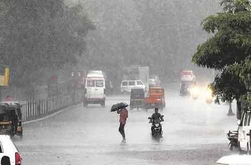 Rain-Rajasthan