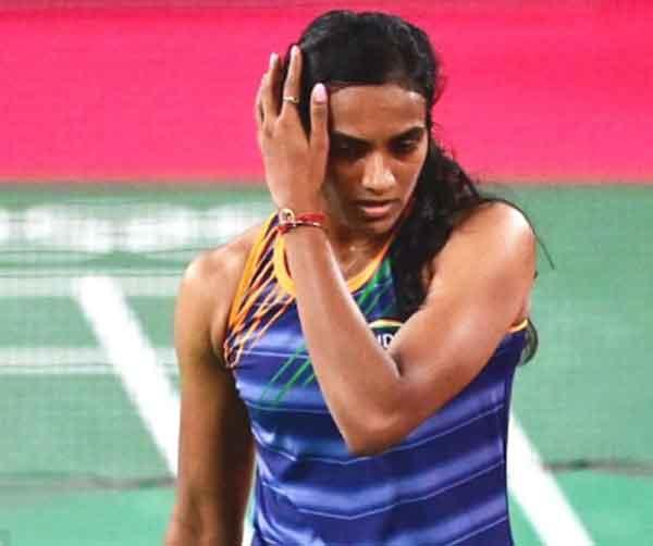 Sindhu Lost in Semifinals