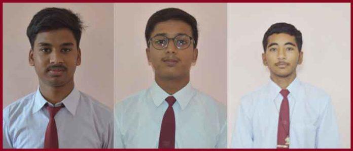 Students of Shah Satnam Ji Boys School sachkahoon