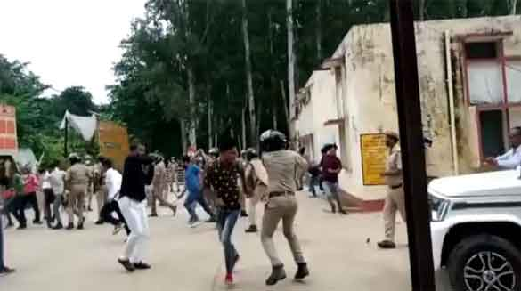 Violence in UP