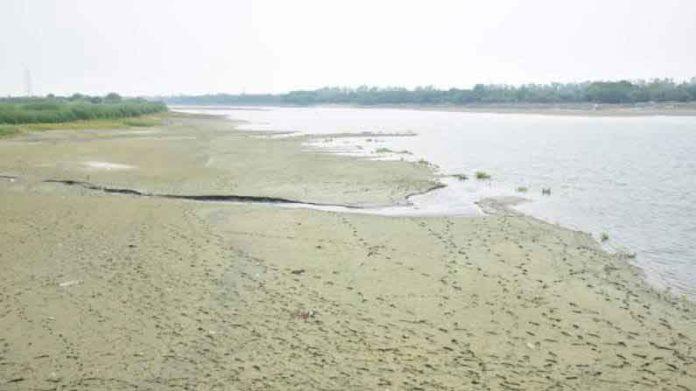 Water crisis in Delhi sachkahoon