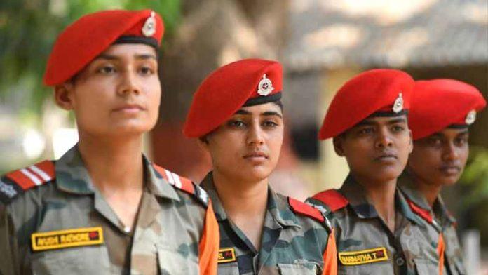 Women Military Police sachkahoon