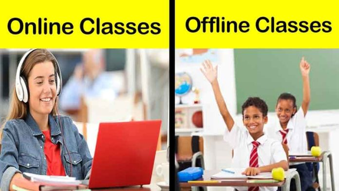 online and offline education sachkahoon