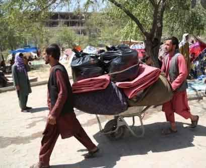 Afghanistan in Crisis
