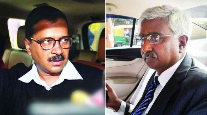 Anshu Prakash Beaten Case