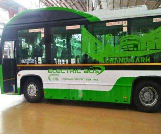 Electric buses sachkahoon