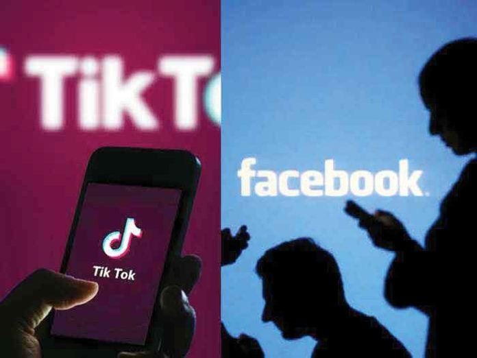 Facebook,-Tiktok