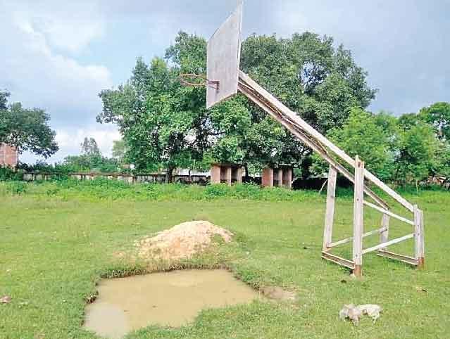 Lack of Sports Facilities