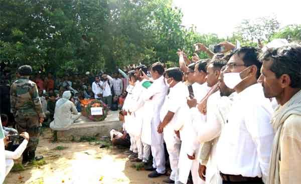 Martyr Dinesh Swami