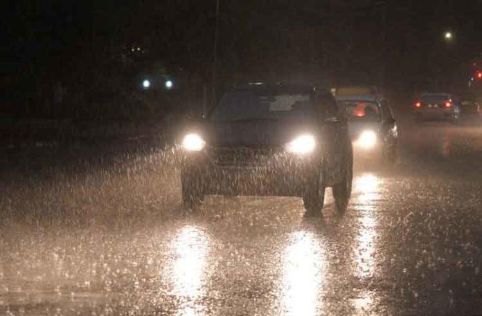 Rain in Chandigarh sachkahoon