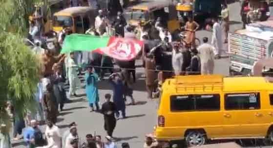 Taliban Firing