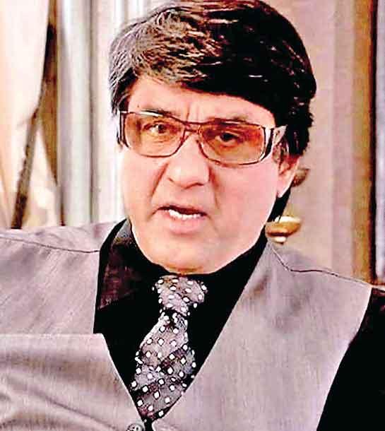 Actor Mukesh Khanna
