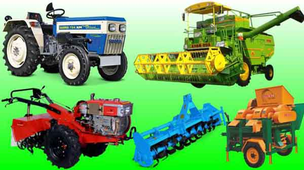 Agricultural Machinery Grant Scheme