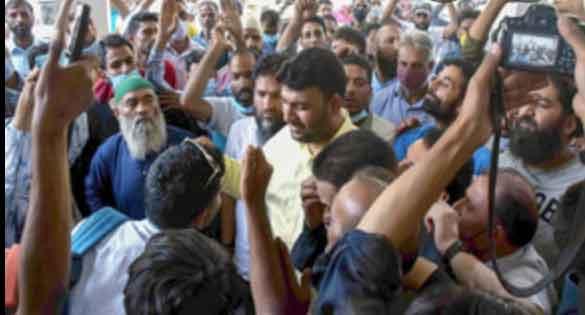 Haryana government will continue talks sachkahoon