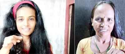 Kota's Veermala Insan and her daughter Swati Insan