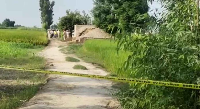 Jalalabad Motorcycle Blast