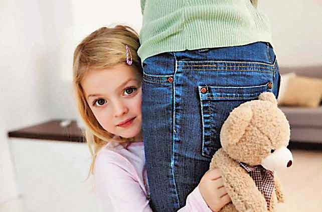 Keep Children Away from Shyness