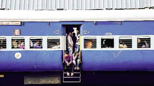 Special Trains Fare Recovery