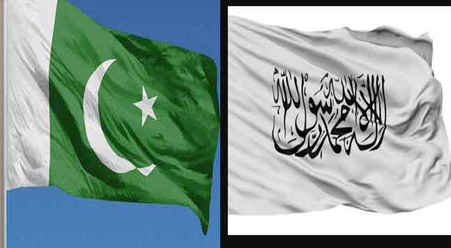 Taliban vs Pakistan