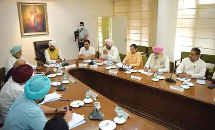 cabinet meeting sachkahoon