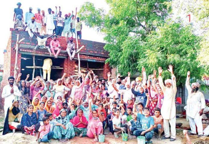 Dera devotees, Tapa sachkahoon