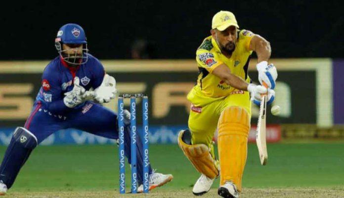 IPL Chennai vs Delhi