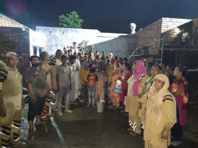 Sadh-Sangat Block Bawanikheda sachkahoon